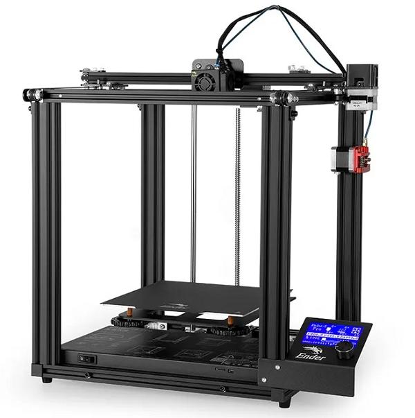 Фото 3D принтера Creality Ender 5 Pro 2