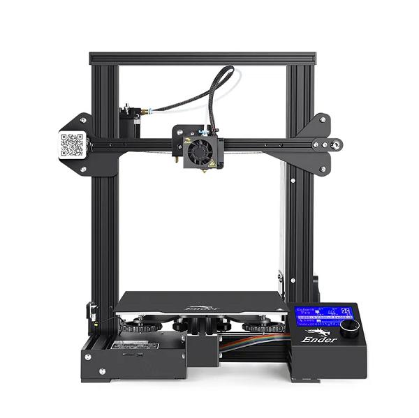 Фото 3D принтера Creality3D Ender 3 1