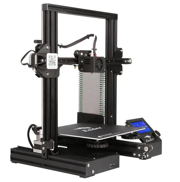 Фото 3D принтера Creality3D Ender 3 2
