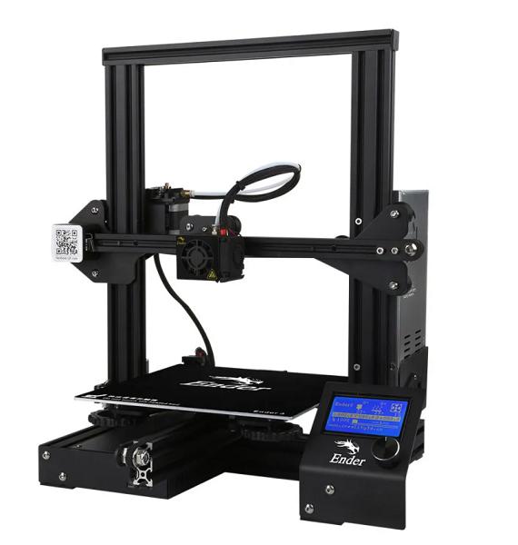 Фото 3D принтера Creality3D Ender 3 3