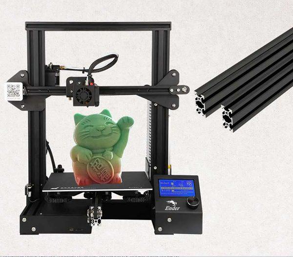 Фото 3D принтера Creality3D Ender 3 6