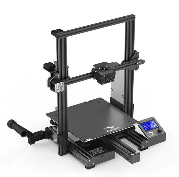 Фото 3D принтера Creality3D Ender 3 MAX 5