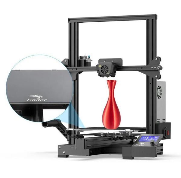 Фото 3D принтера Creality3D Ender 3 MAX 7