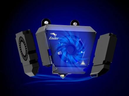 Фото 3D принтера Creality3D Ender 3 MAX 8