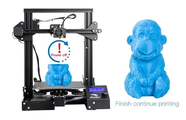 Фото 3D принтера Creality3D Ender 3 Pro 13