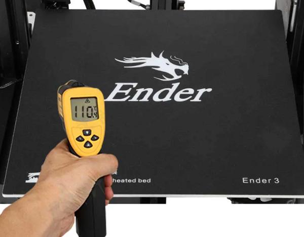 Фото 3D принтера Creality3D Ender 3 Pro 14