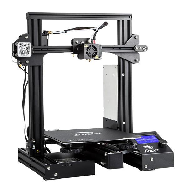 Фото 3D принтера Creality3D Ender 3 Pro 3