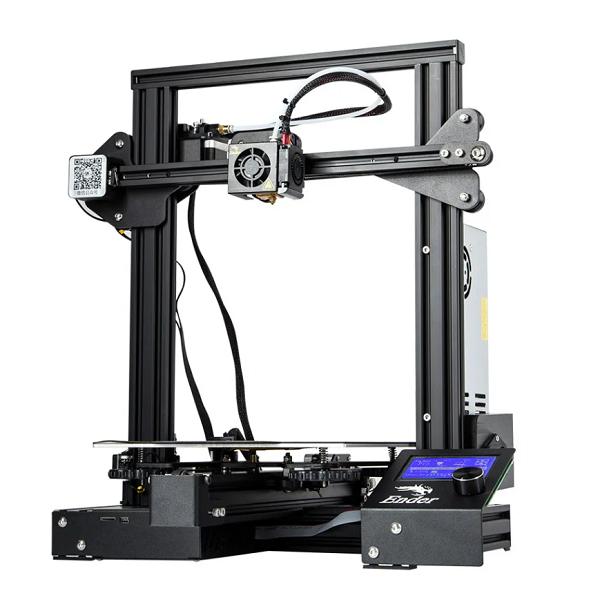Фото 3D принтера Creality3D Ender 3 Pro 4