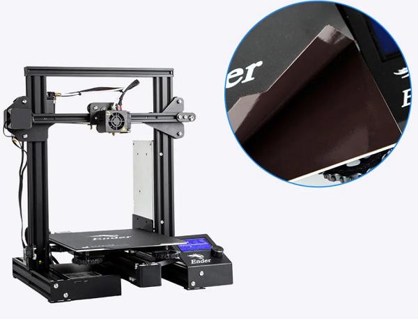 Фото 3D принтера Creality3D Ender 3 Pro 7