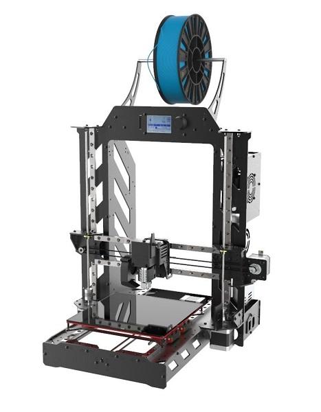 Фото 3D принтера Prusa i3 Steel PRO 2
