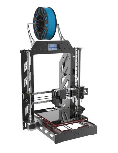 Фото 3D принтера Prusa i3 Steel PRO 3
