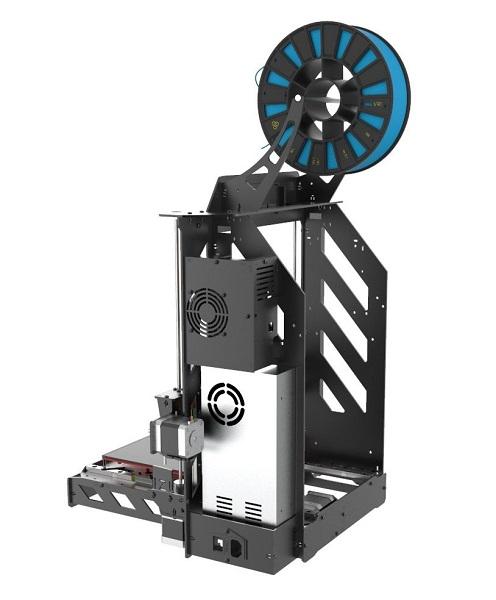 Фото 3D принтера Prusa i3 Steel PRO 4