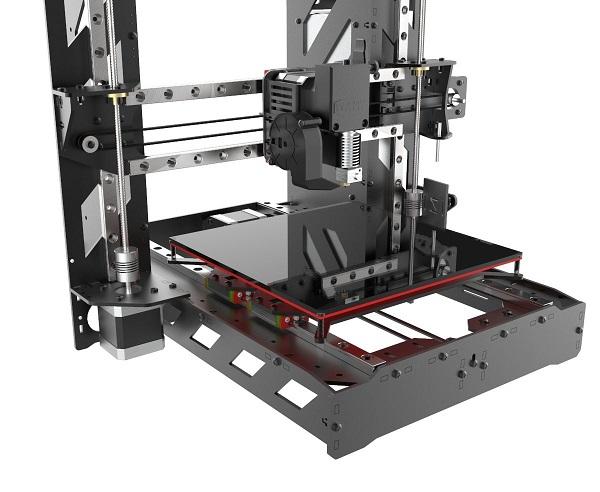 Фото 3D принтера Prusa i3 Steel PRO 5
