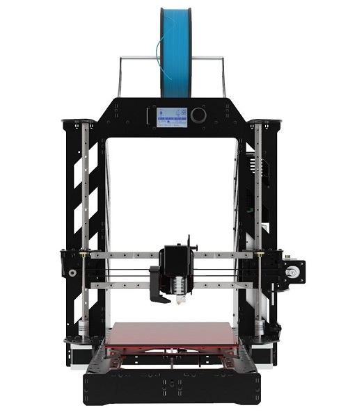 Фото 3D принтера Prusa i3 Steel PRO