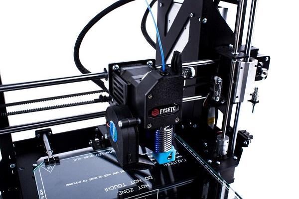 Фото 3D принтера Prusa i3 Steel V2 4