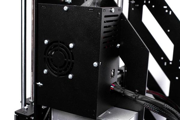 Фото 3D принтера Prusa i3 Steel V2 5