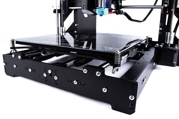 Фото 3D принтера Prusa i3 Steel V2 7