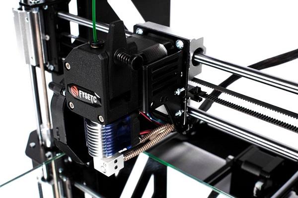 Фото 3D принтера Prusa i3 Steel V2 8