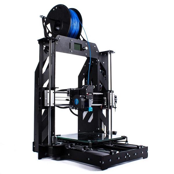 Фото 3D принтера Prusa i3 Steel V2 (набор для сборки) 3