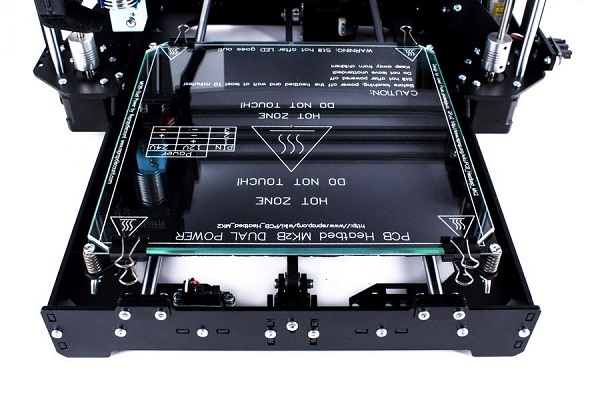 Фото 3D принтера Prusa i3 Steel V2 (набор для сборки) 4