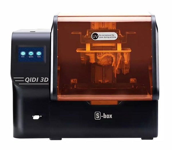 Фото 3D принтера QIDI Tech S-Box 1