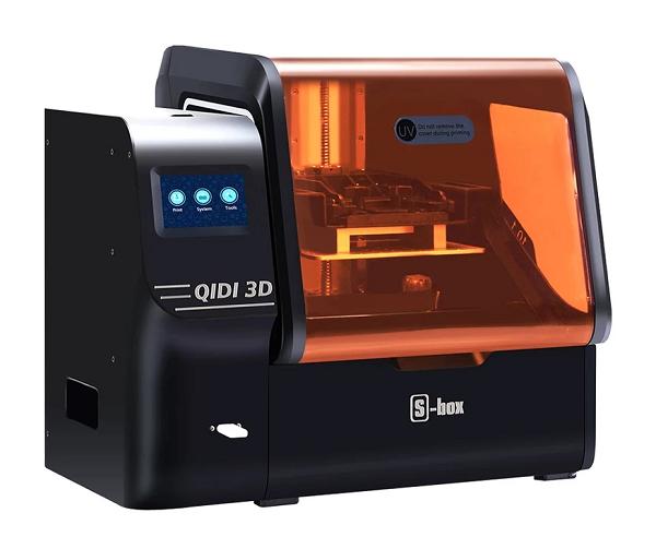 Фото 3D принтера QIDI Tech S-Box 2