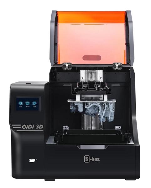 Фото 3D принтера QIDI Tech S-Box 3