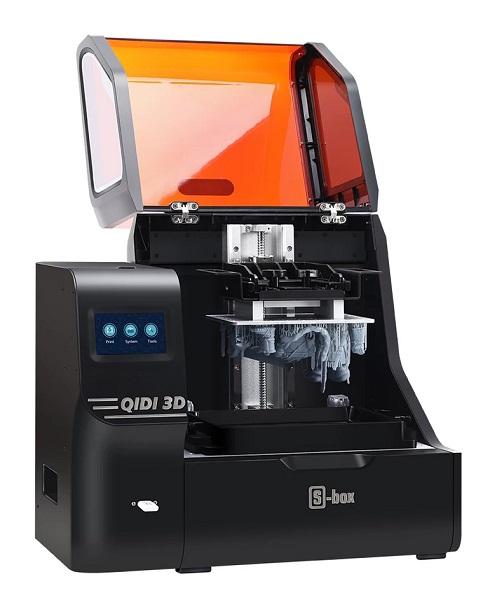 Фото 3D принтера QIDI Tech S-Box 4