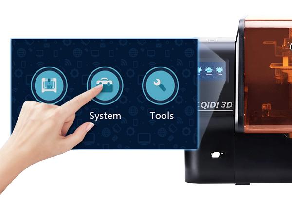 Фото 3D принтера QIDI Tech S-Box 5