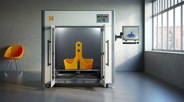 Фото 3D принтера Total Z AnyForm 1000‑LPRO 4