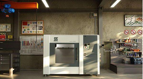 Фото 3D принтера Total Z AnyForm 950‑PRO 3