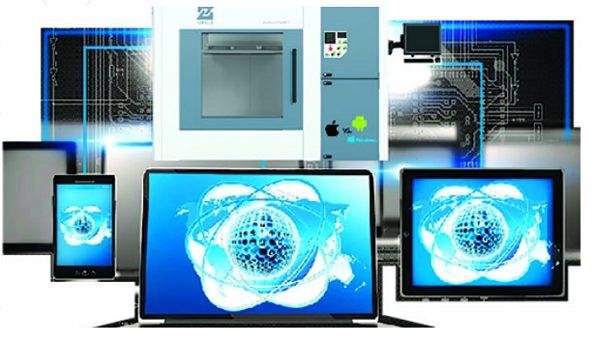 Фото 3D принтера Total Z AnyForm 950‑PRO 7
