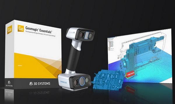 Фото 3D сканера Shining 3D Einscan HX 10