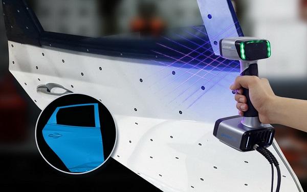 Фото 3D сканера Shining 3D Einscan HX 6