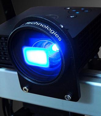 Фото 3D сканера VolumeTechnologies MINI V2 5