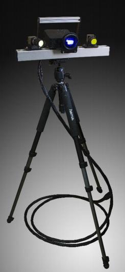 Фото 3D сканера VolumeTechnologies MINI V2 6