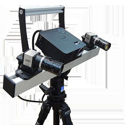 Фото 3D сканера VolumeTechnologies MINI V5 2