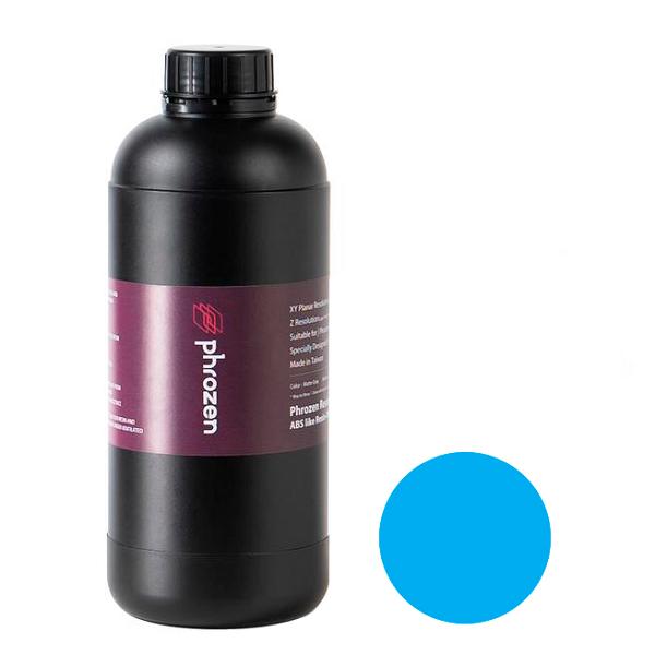 Фото фотополимера Phrozen Aqua голубой (1 кг) 1