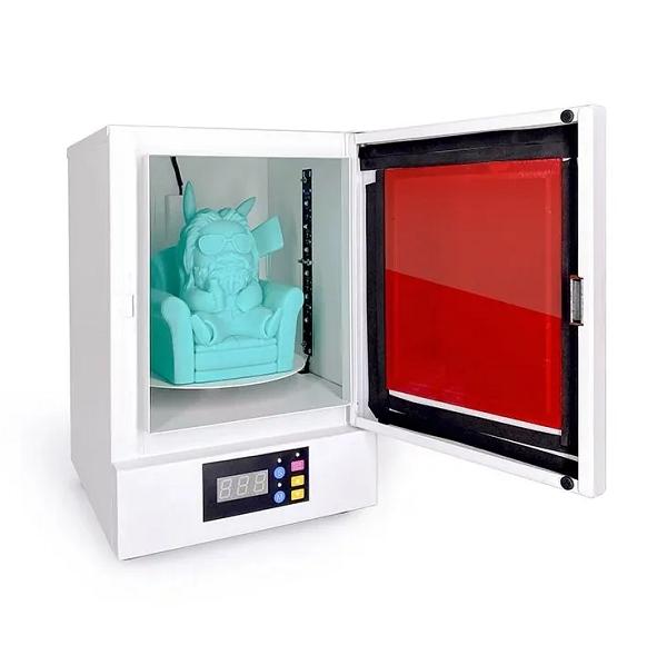 Фото УФ-камеры для дополнительного отверждения моделей Phrozen Cure (V2) 4