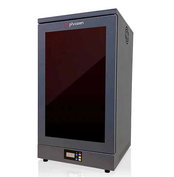 Фото УФ-камеры для дополнительного отверждения моделей Phrozen Cure XL 2
