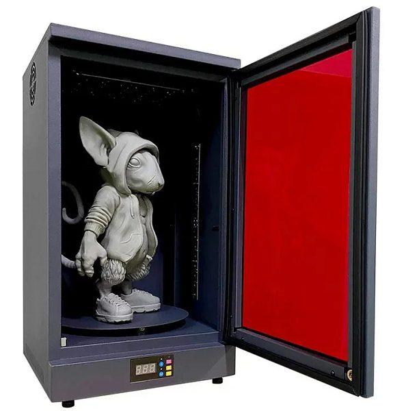 Фото УФ-камеры для дополнительного отверждения моделей Phrozen Cure XL 4