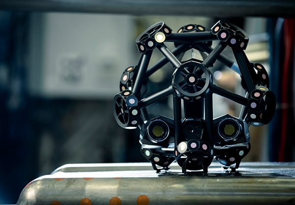 Фото 3D сканера Creaform MetraSCAN BLACK 2