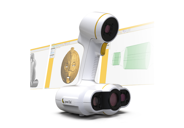 Фото 3D сканера Peel 2 CAD 1