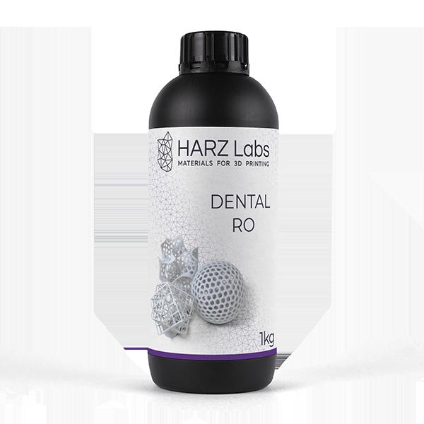 Фото фотополимера HARZ Labs Dental RO 1 кг 2