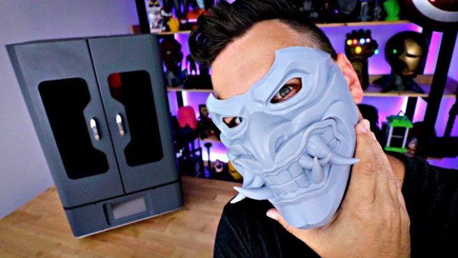Фото Обзор компании Phrozen. 3D-принтеры 8