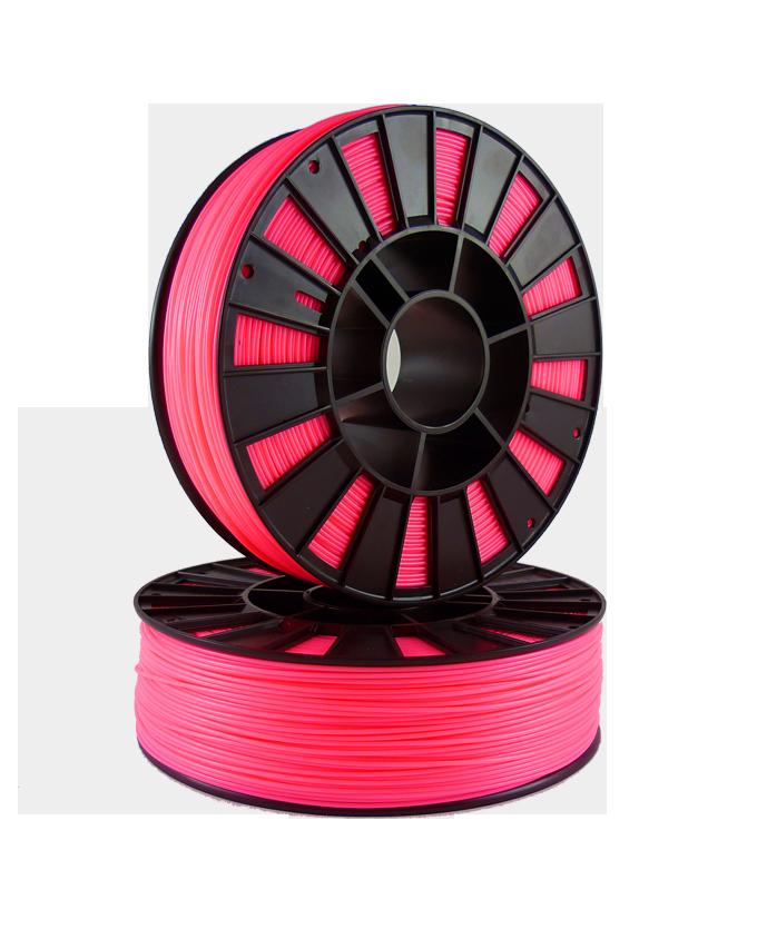 Фото PLA пластика 1,75 SEM розовый 1