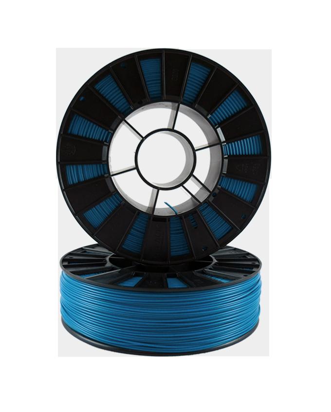 Фото PLA пластика 1,75 SEM синий металлик 3