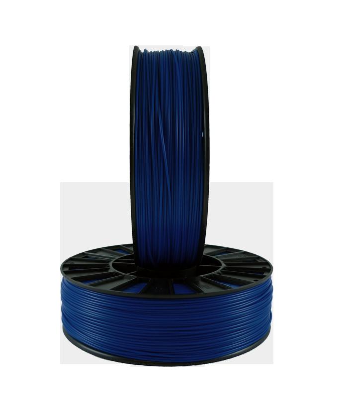 Фото PLA пластика 1,75 SEM темно-синий 3