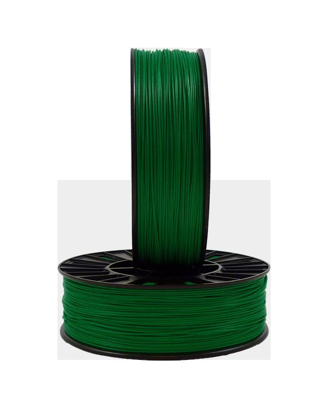 Фото PLA пластика 1,75 SEM тёмно-зеленый 2