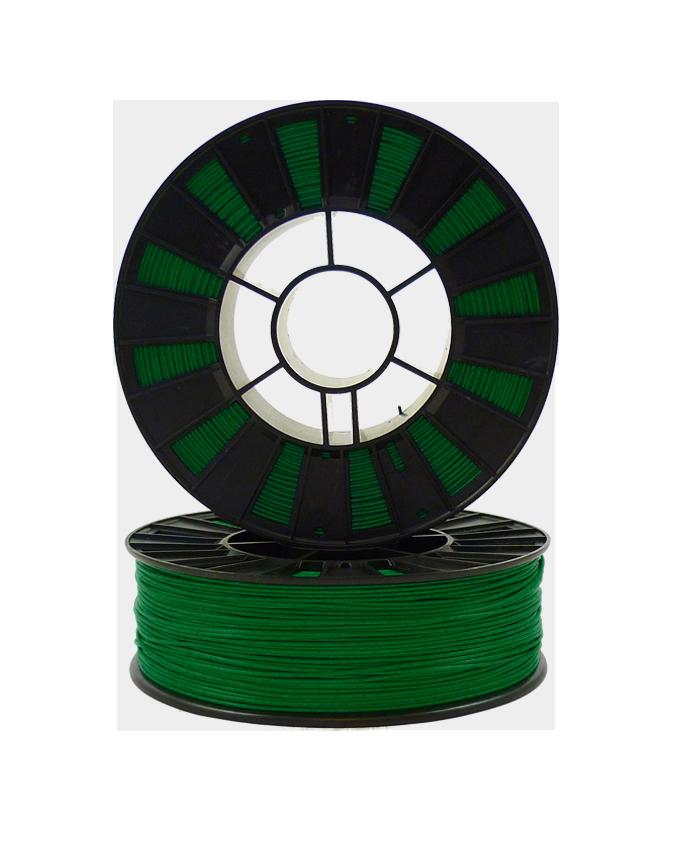 Фото PLA пластика 1,75 SEM тёмно-зеленый 3